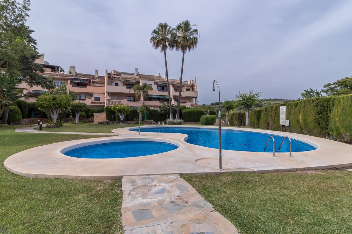 1-bedroom apartment   The complex is located in a central area in Bel Air (Estepona). Supermarkets, ,Spain