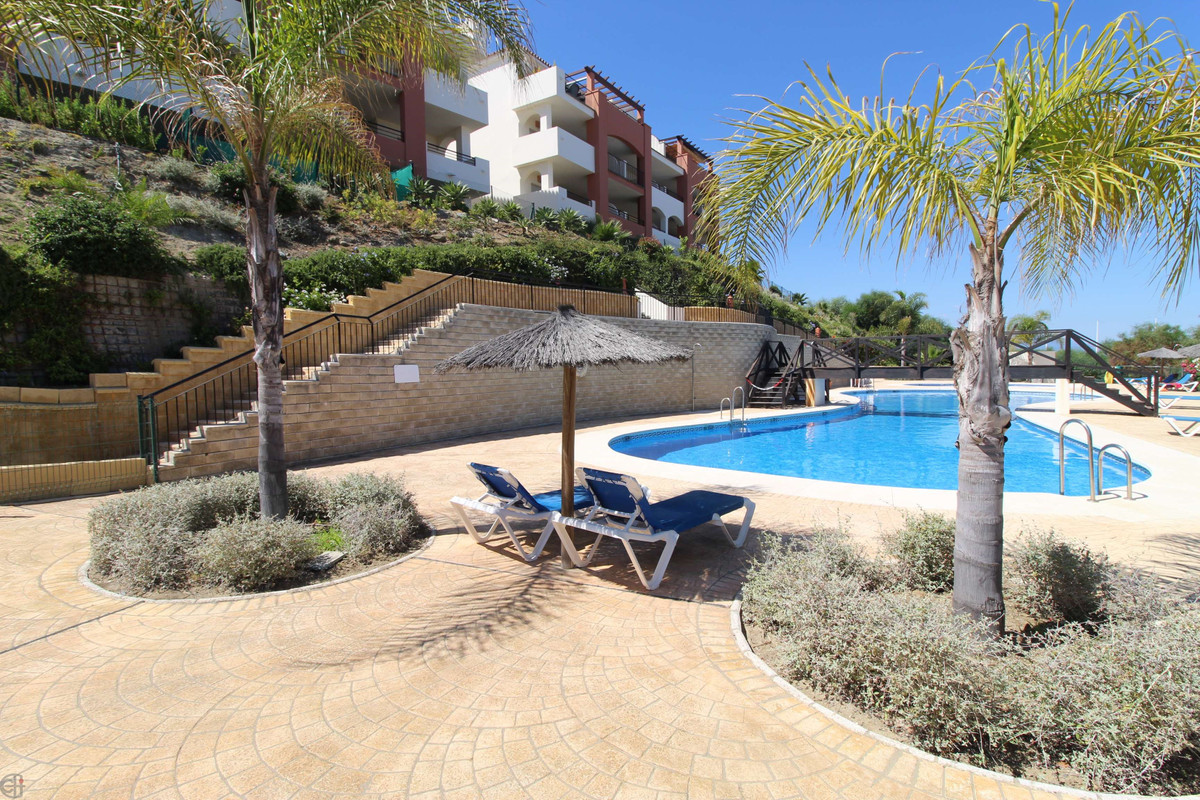 Beautiful 2 bed apartment with panoramic sea views.  A perfect location - the apartment is only a fe,Spain