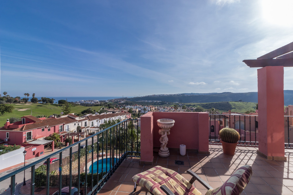 Comfort, tranquility and fantastic sea views!  This is an exclusive corner house  with a tasteful am,Spain