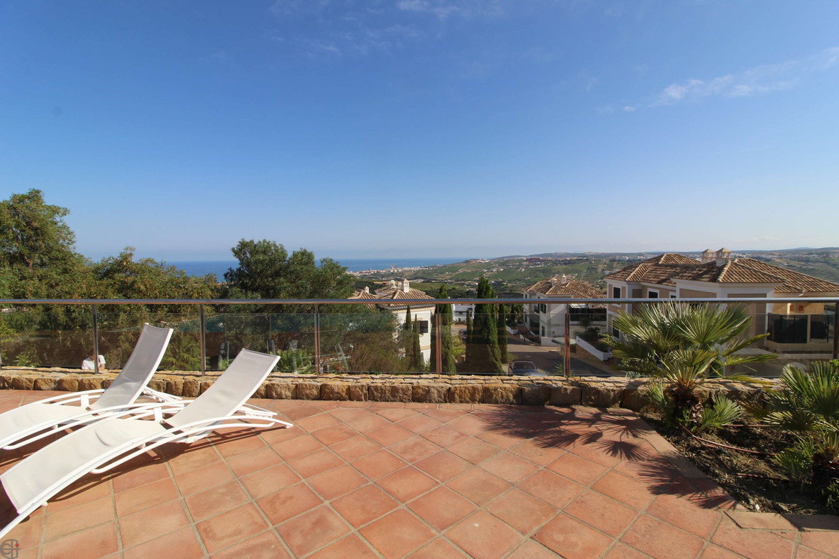 3 bed penthouse with stunning sea views  This is a  beautiful and top equipped apartment, located in, Spain