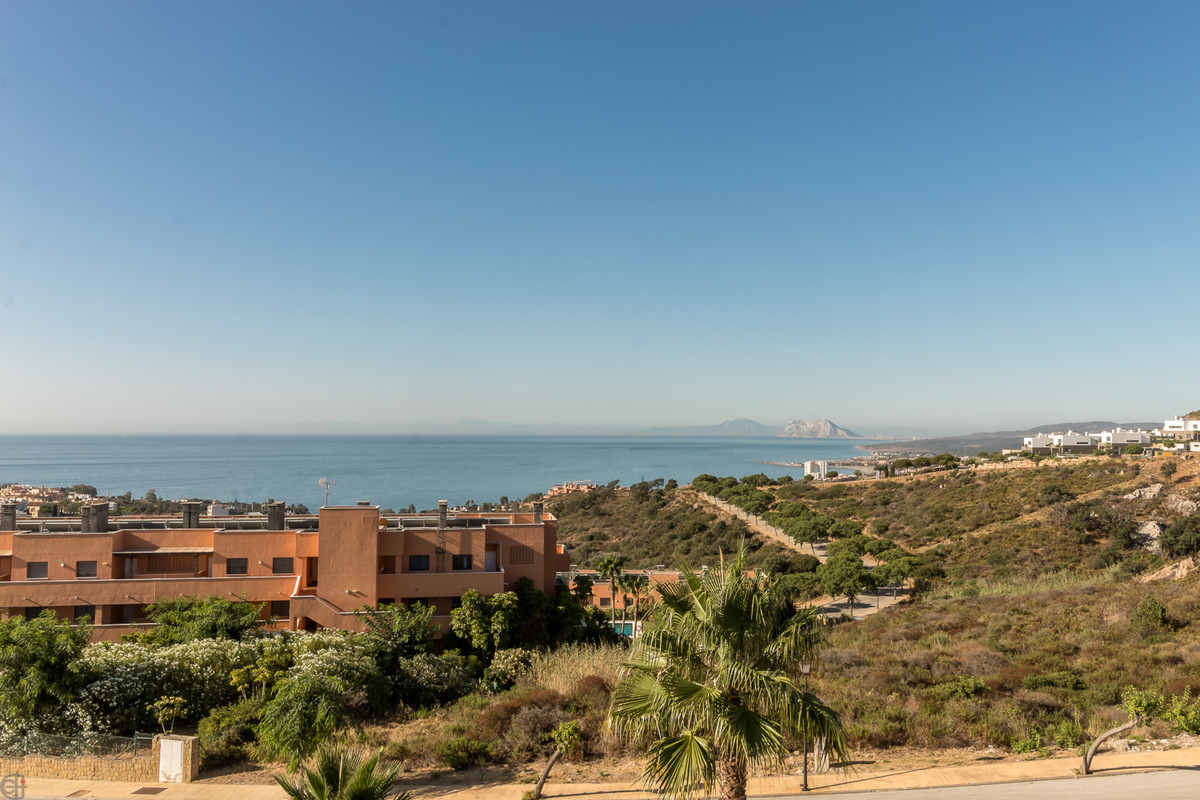 Fantastic townhouse with stunning panoramic sea views and with private elevator in the house.  This , Spain