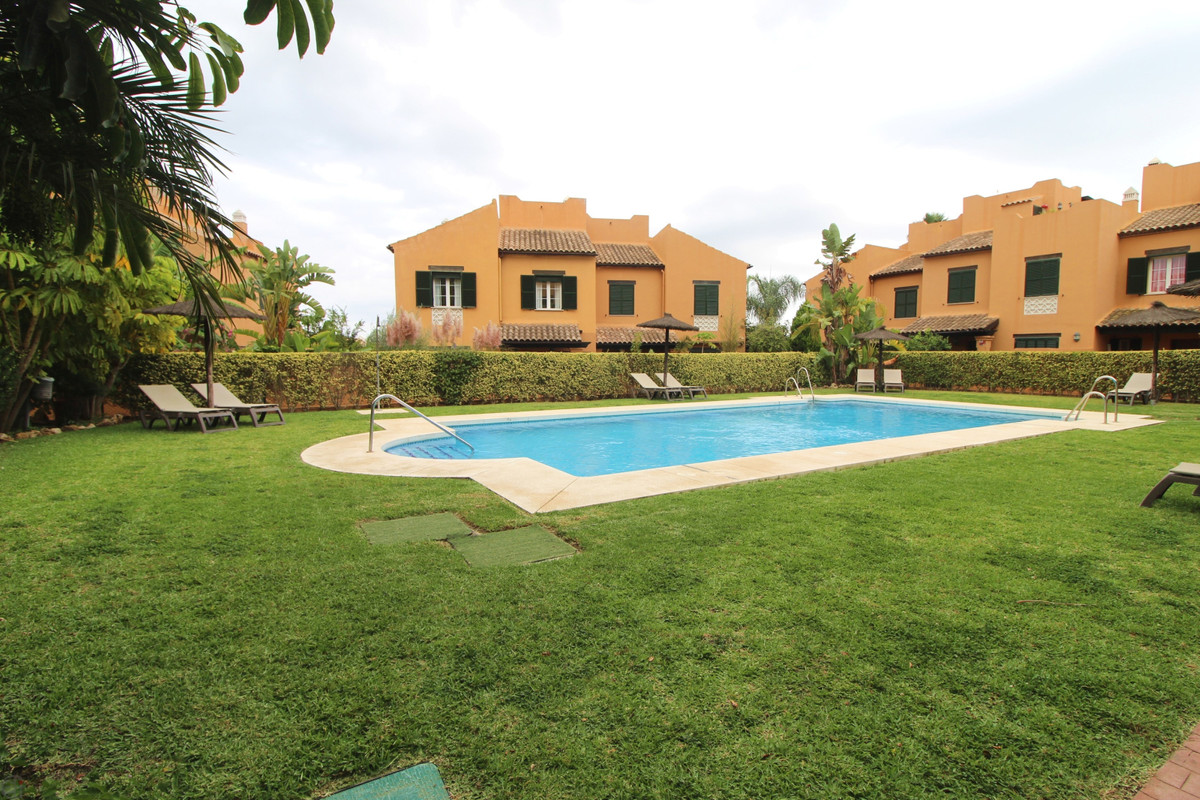 Exclusive townhouse in one of the best locations in Estepona.  Enjoy the sun all day on one of the n,Spain