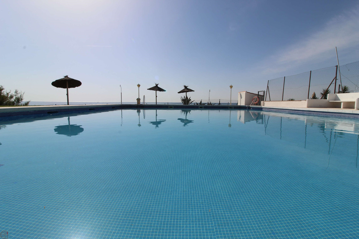 This townhouse is only a few meters away from Manilva dream beach.  In the middle of a popular resid,Spain