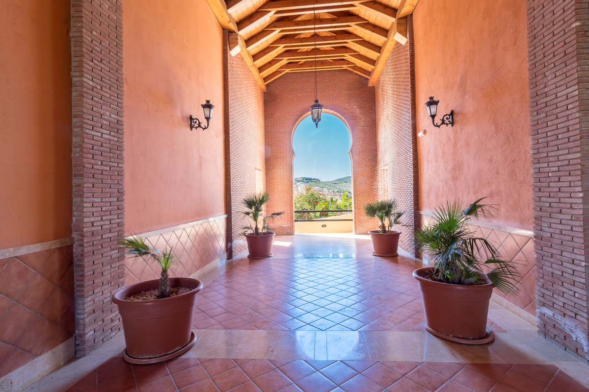 La Duquesa - spacious duplex penthouse with sea views!  The bright and high quality furnished proper,Spain