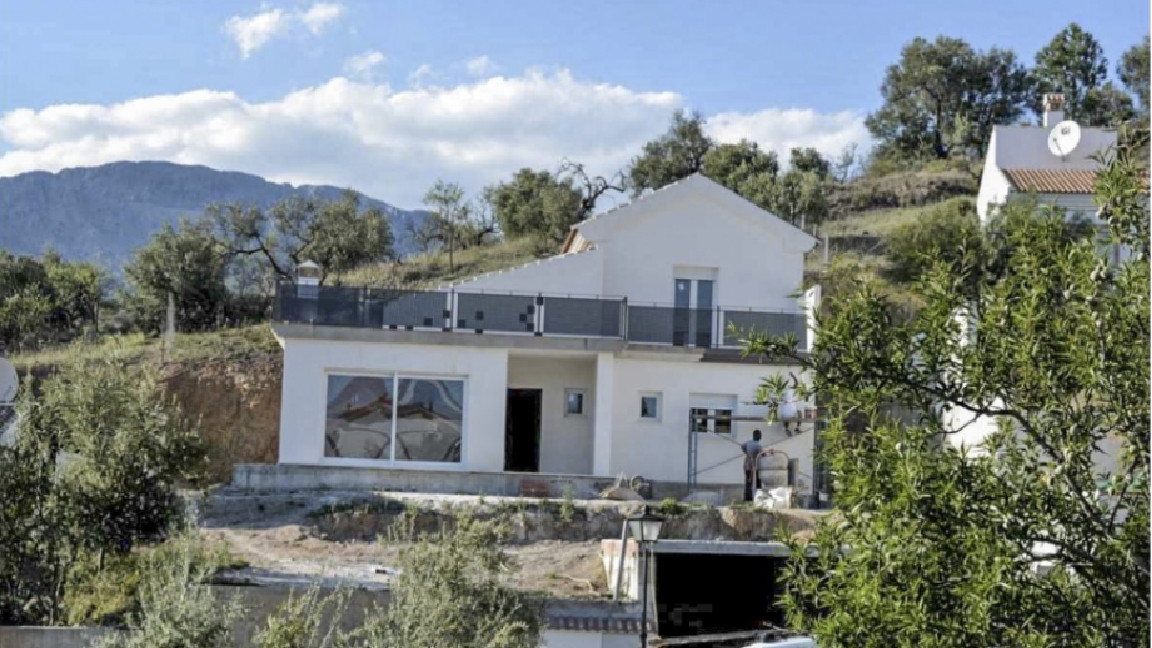Great opportunity!  Villa in Riogordo, 140m2  new construction on a plot of 600m2. In a quiet area w,Spain