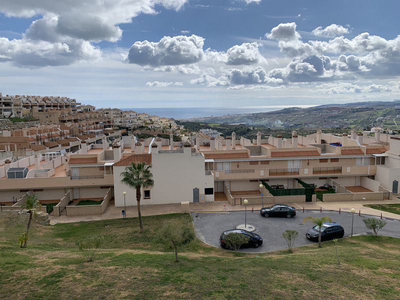 Penthouse in Casares Playa for sale