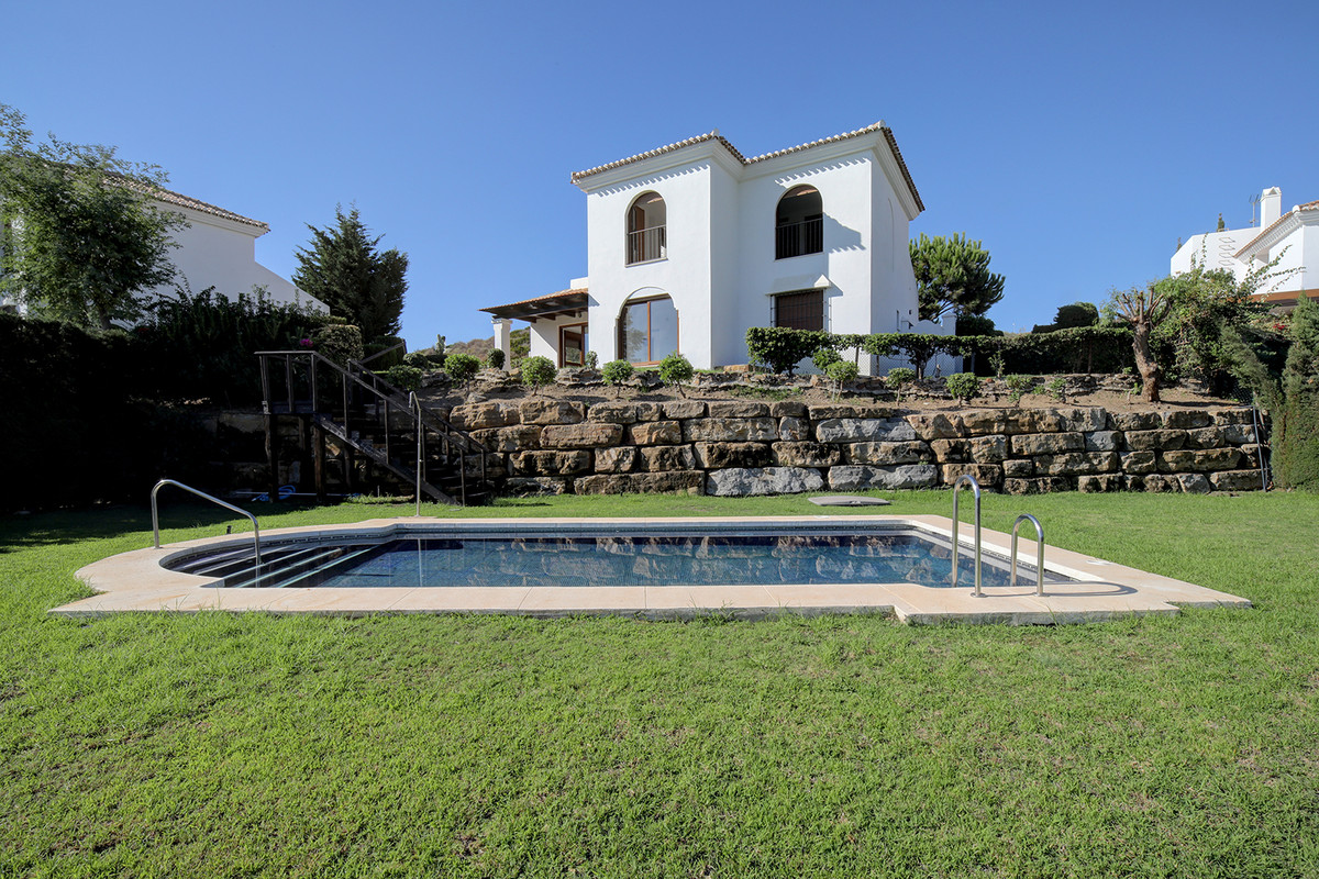 Beautiful Front line golf Villa!.  This is a modern yet traditional house built nine years ago, with, Spain