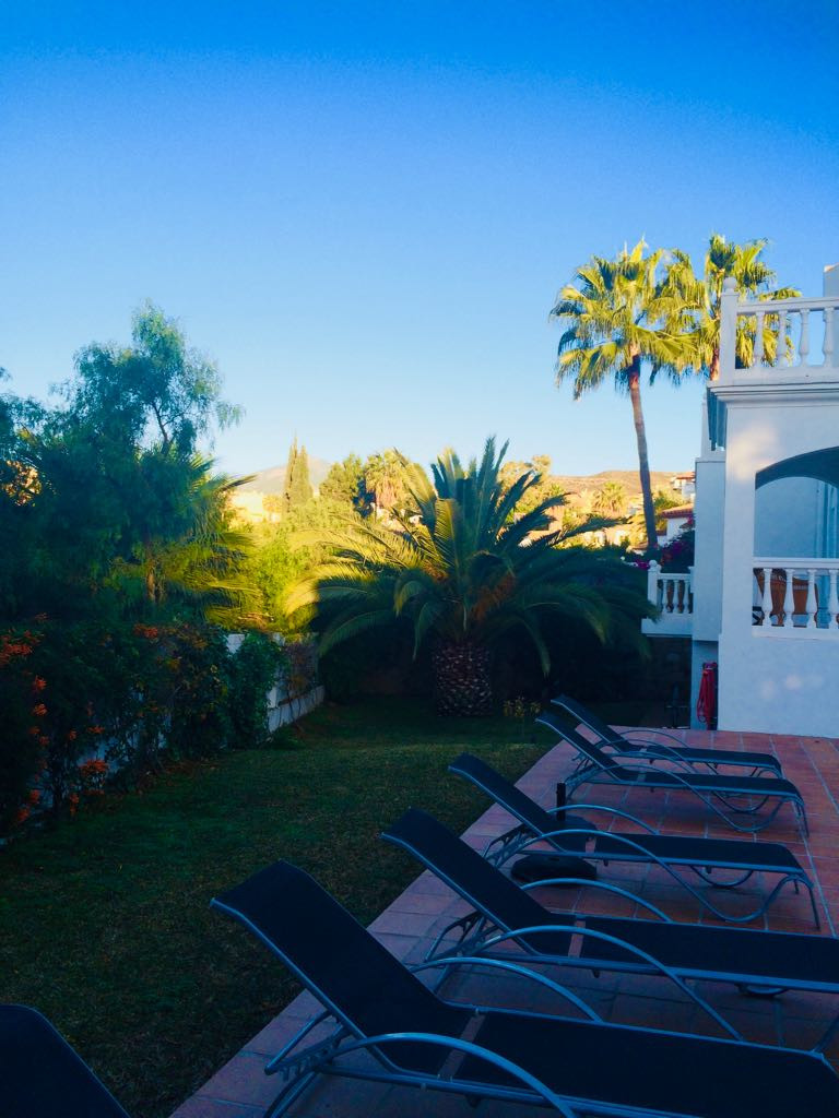 Villa very bright, with beautiful views and very comfortable. All rooms with  bathroom  and terrace.,Spain