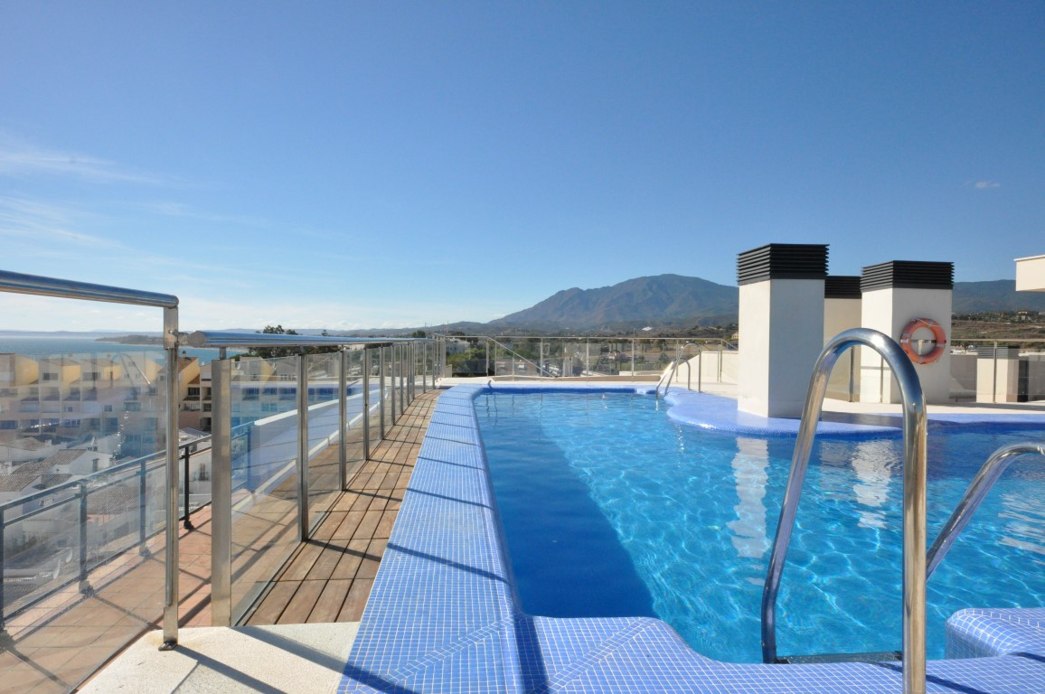 Exclusive apartment in the urbanization of Cosmo Beach (Estepona). The apartment has two bedrooms, t,Spain
