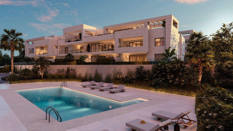 Penthouses In Casares 2