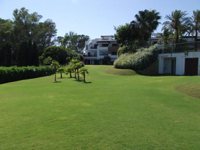 A stunning two bedroom ground floor apartment situated within a beautiful development just off the N,Spain