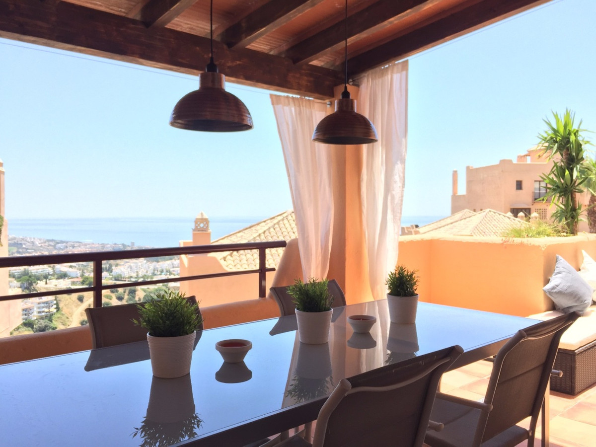 A beautiful renovated duplex apartment located in the upper part of Calahonda. When entering the pro,Spain
