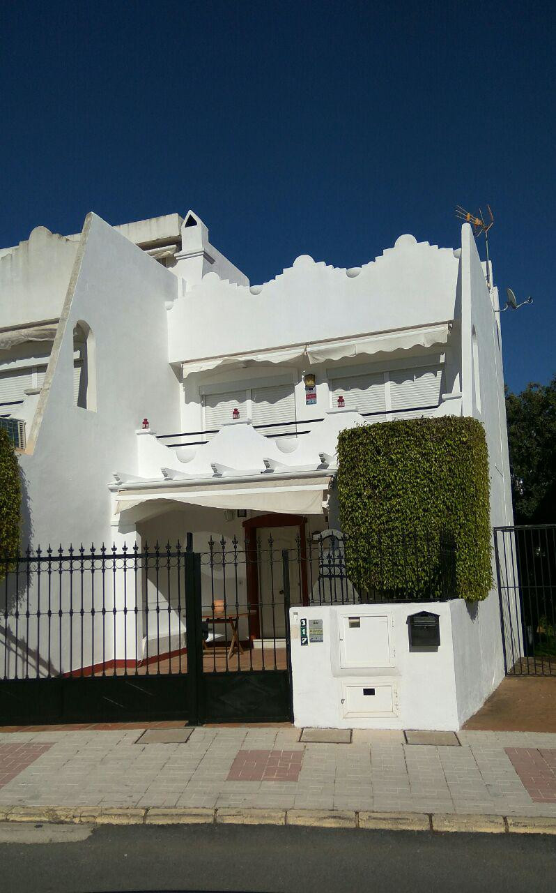Semi-Detached House, Las Chapas, Costa del Sol. 2 Bedrooms, 2 Bathrooms, Built 110 m², Terrace 40 m², Spain