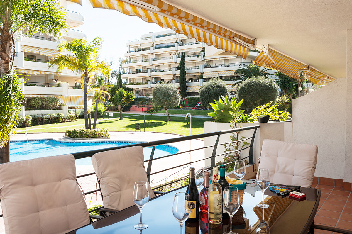 Apartment - Guadalmina Alta