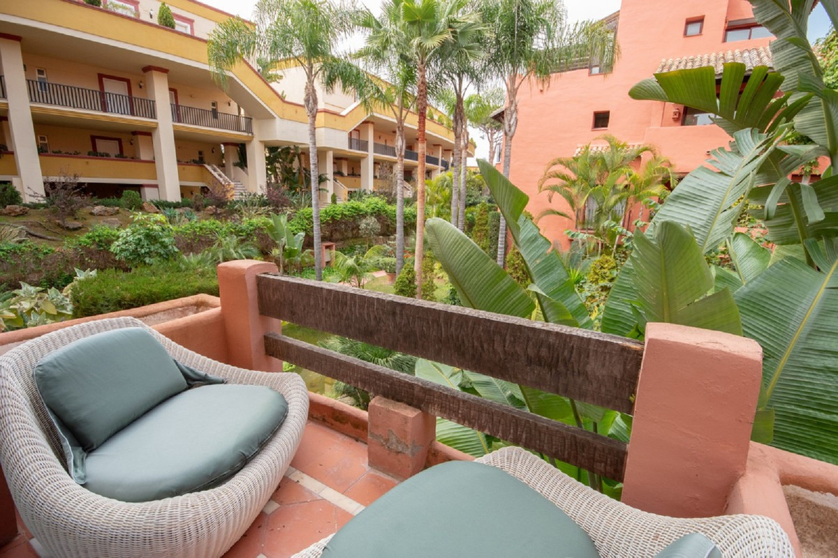 Apartamento Planta Baja en Elviria