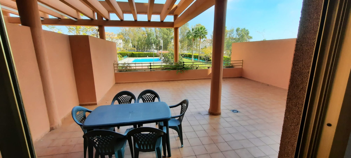 Beautiful one bedroom apartment with a very large terrace of 73 m2, total 130 meters adding terrace ,Spain