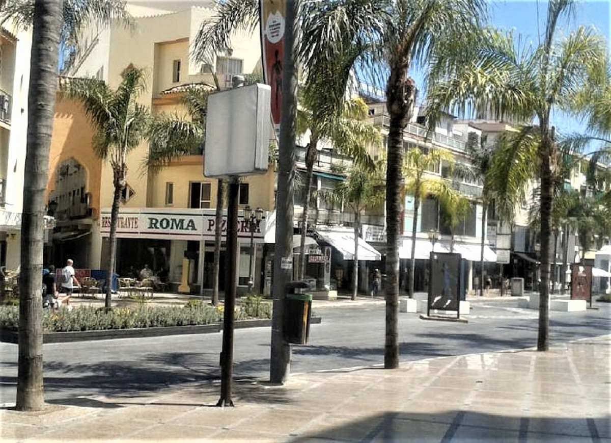 Great studio in the center of Torremolinos. Investment opportunity for rent or habitual residence. W, Spain