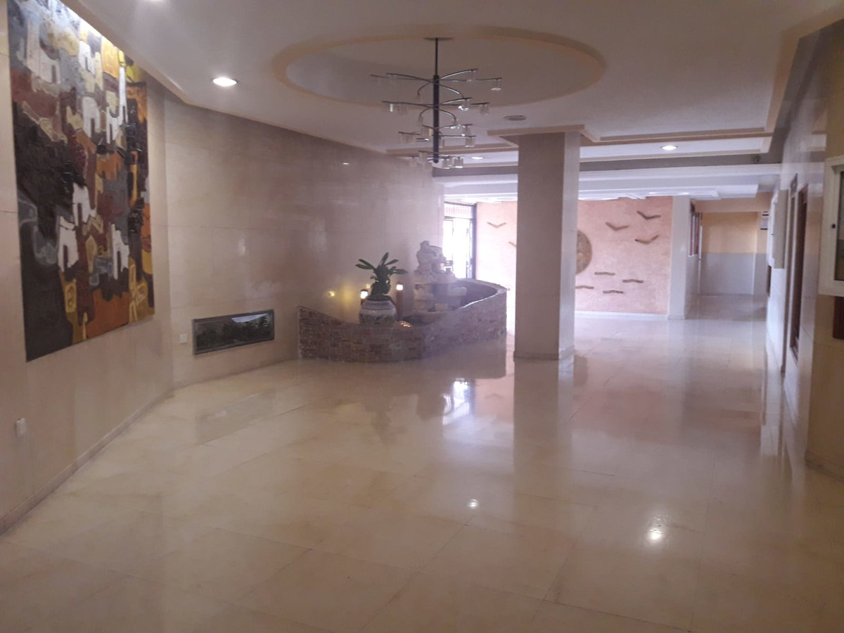Magnificent studio with the best views of Torremolinos and Malaga, since it is located on an 11th fl, Spain