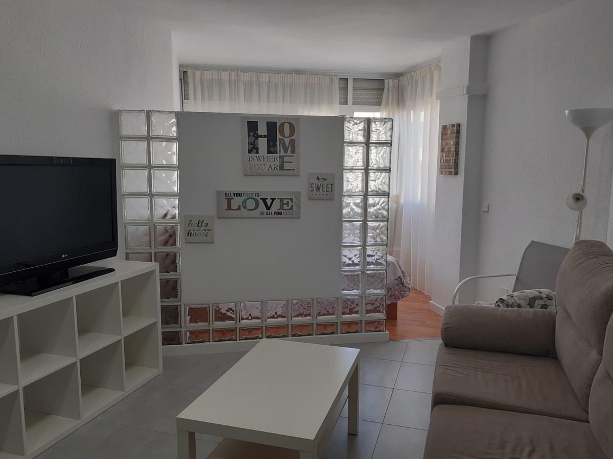 Top Floor Studio in Fuengirola