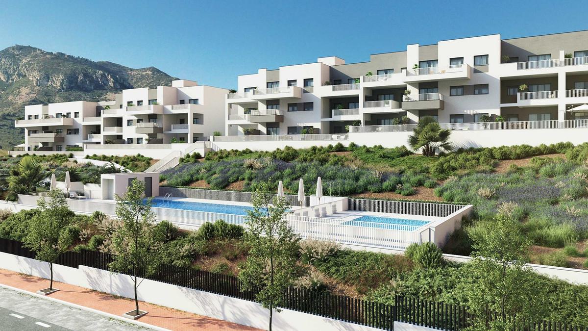 Appartement Mi-étage à vendre  dans Benalmadena, Costa del Sol