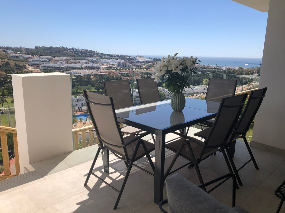 Charming, modern style apartment on the ground floor with its own garden, lovely terrace and consist,Spain