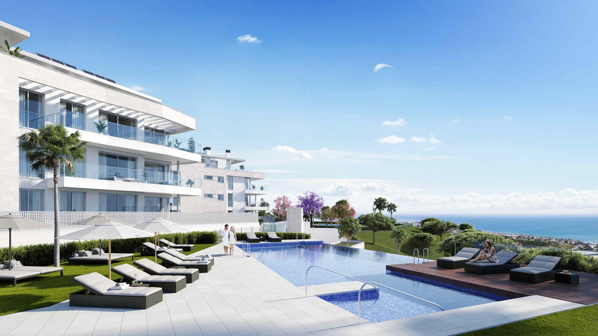 Appartement Mi-étage à vendre  dans El Chaparral, Costa del Sol