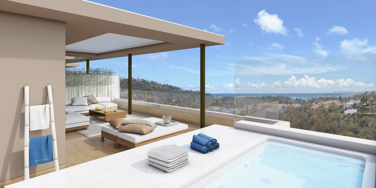 Penthouse for sale  in Benahavís, Costa del Sol