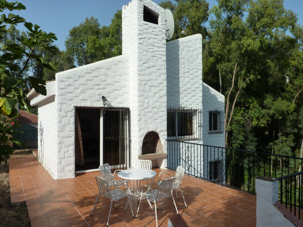 Villa, Urbanization, Furnished, Fitted Kitchen, Parking: Street, Garden: Private, Facing: South View,Spain