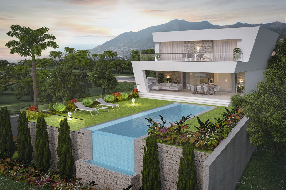 LA CALA VILAS; NEXT TO THE SEA is new project of 7 villas with sea views located at LOWER LA CALA, M, Spain