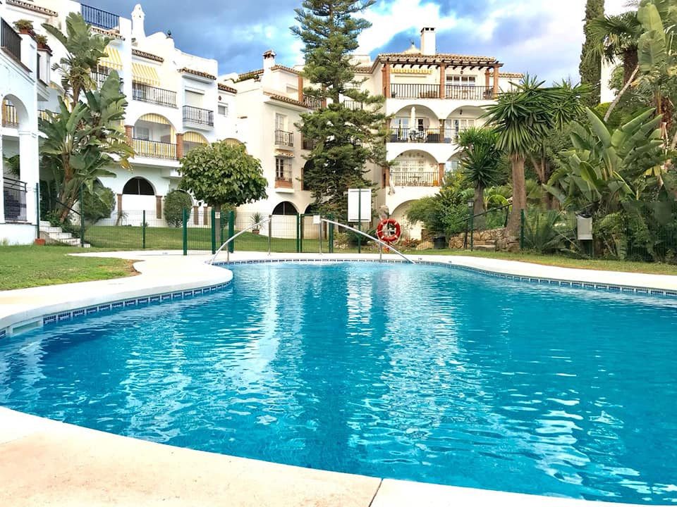 Apartment Middle Floor Mijas Costa Málaga Costa del Sol R3465181