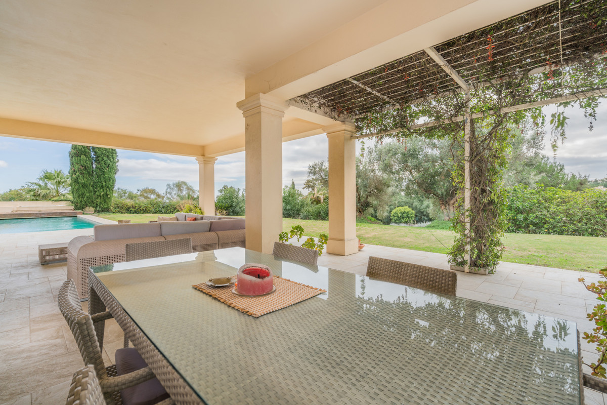 6 Bedroom Detached Villa For Sale Sotogrande Alto