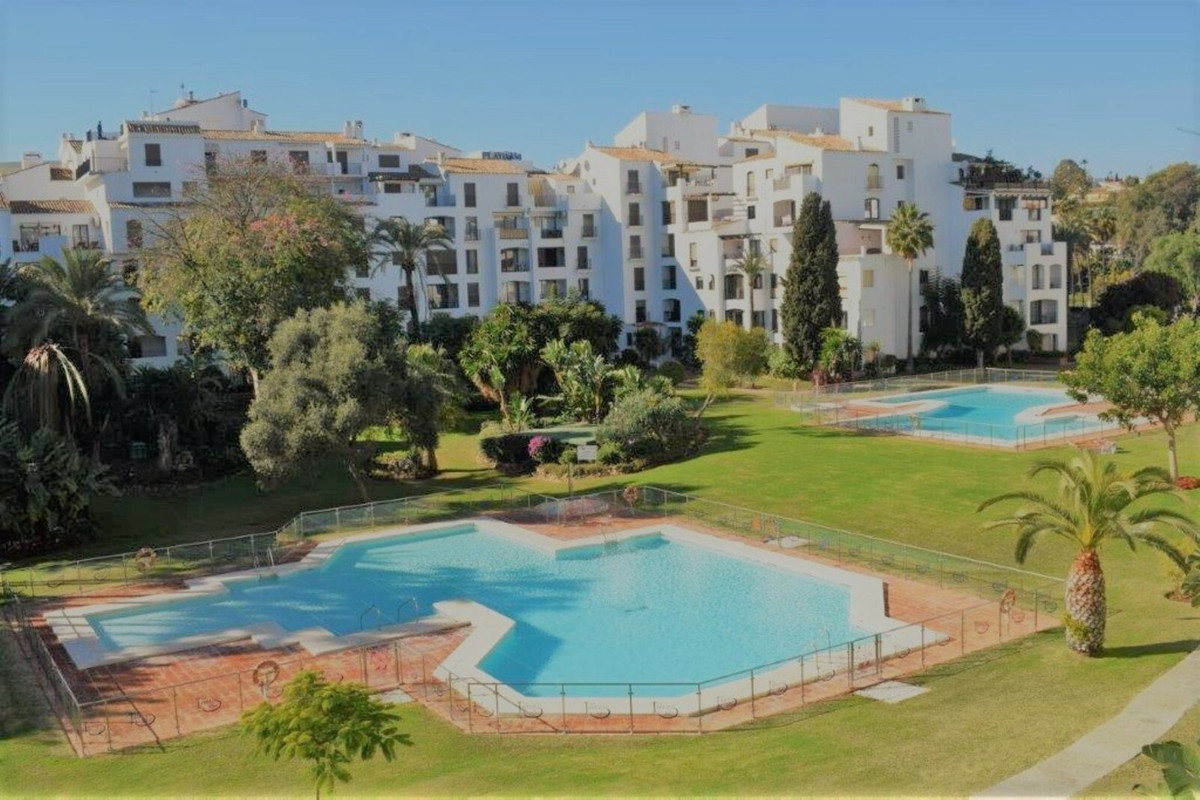 PUERTO BANUS - MARBELLA -  Apartment with 2 bedrooms and 2 bathrooms located in a gated complex in t,Spain