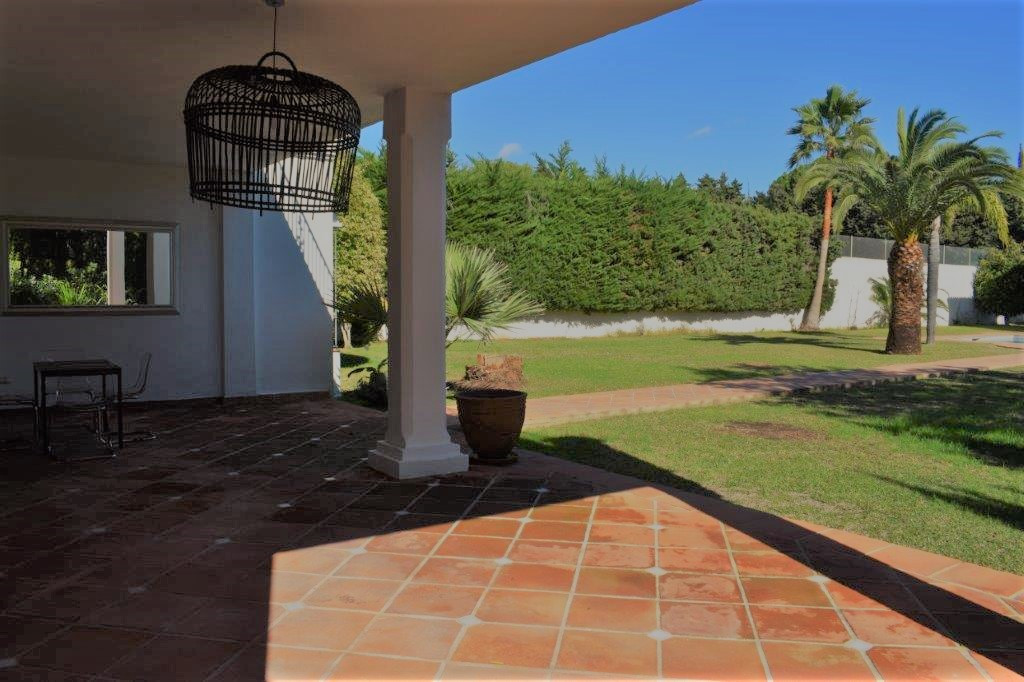 Villa Detached in Guadalmina Baja, Costa del Sol