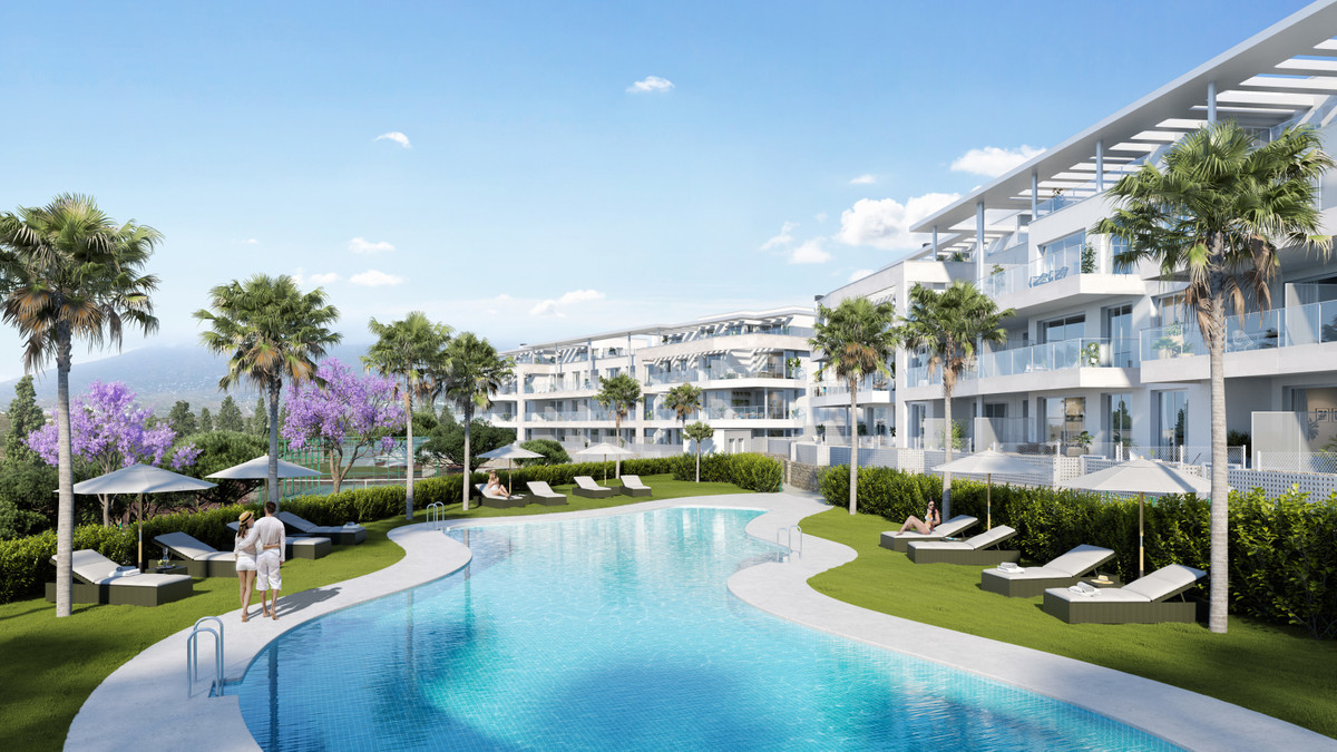 Residential in Mijas Costa, a unique environment! This complex comprises large apartments with large,Spain