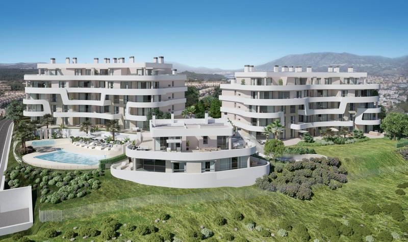 Middle Floor Apartment Mijas Costa