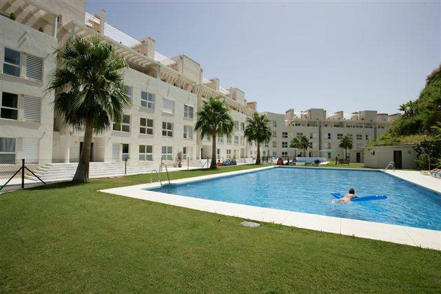 APARTMENT WITH FANTASTIC TERRACE OF 60 MTRS. Luxury apartment on ground floor but with first floor h, Spain