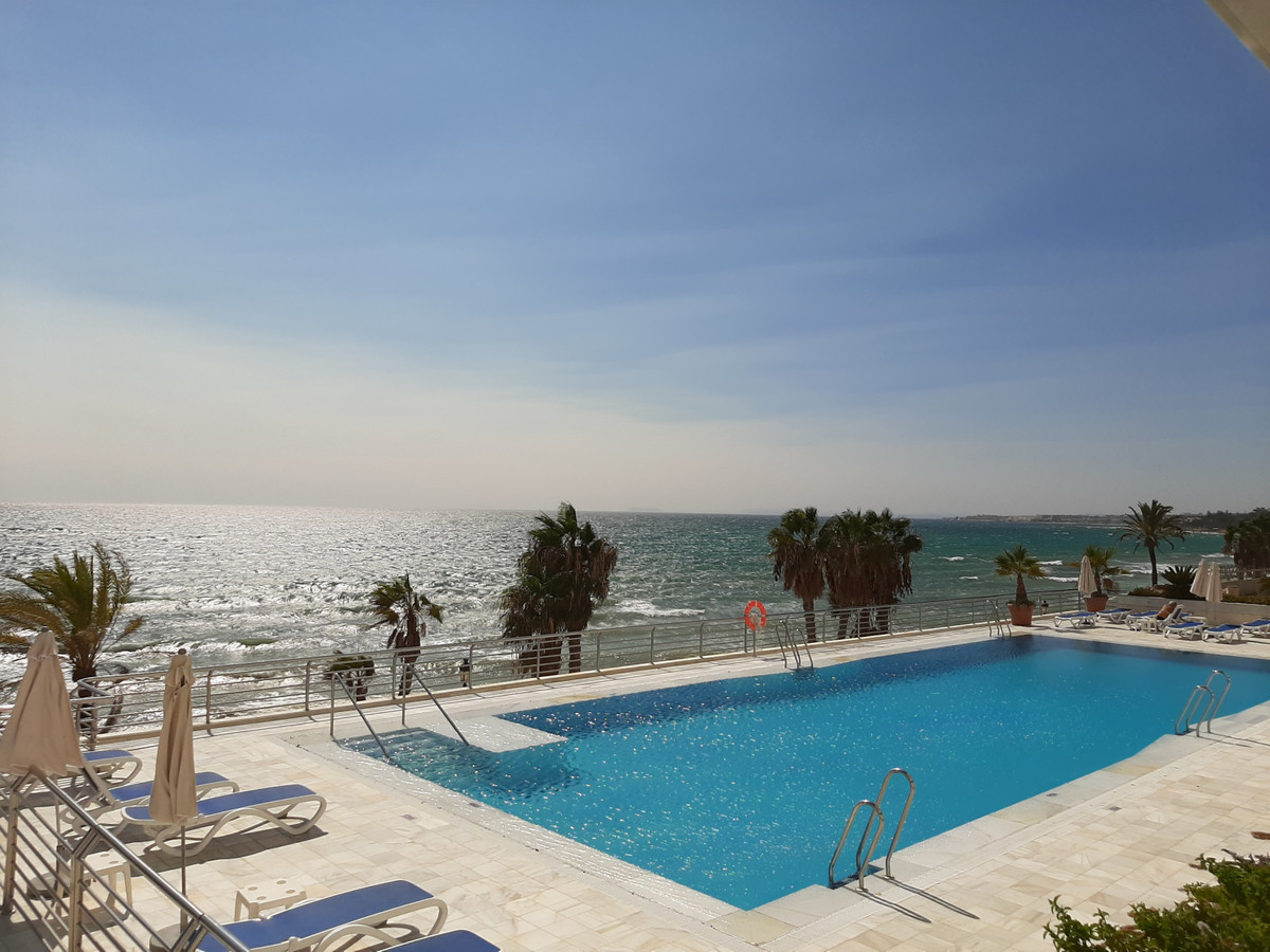 Ground Floor Apartment for sale in Marbella R3453661