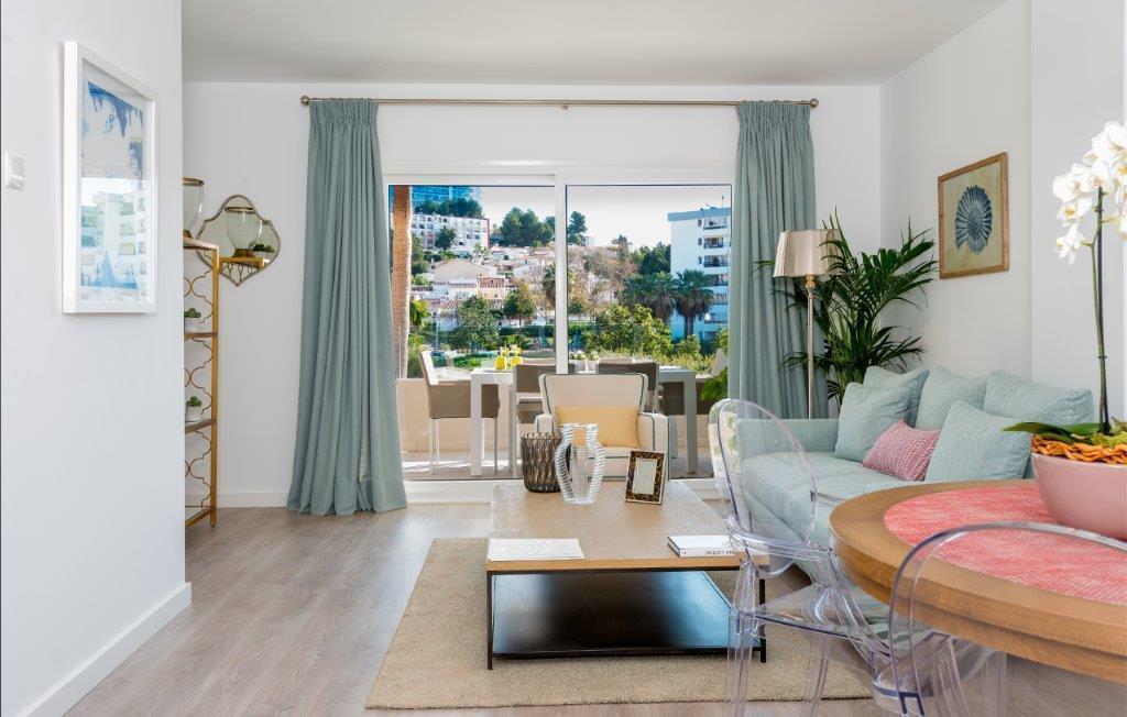 Middle Floor Apartment · Nueva Andalucía