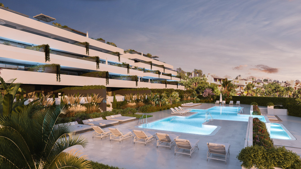 Excellent investment opportunity in magnificent luxury urbanization surrounded by the most important, Spain