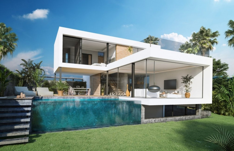 Villas for sale in Estepona (New Golden Mile) 15