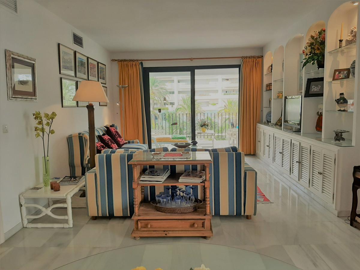 Apartamento Planta Media en Venta en Puerto Banús – R3523744