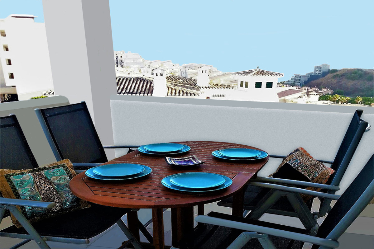 Nice two bedroom one bathroom apartment for sale in a lovely urbanisation with pool and gardens, clo,Spain