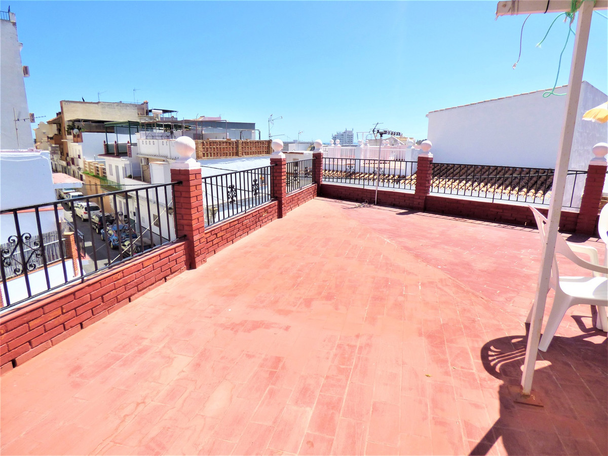 NICE VILLAGE HOUSE WITH HUGE TERRACE!! Charming corner and three-level Southwest-facing typical vill, Spain