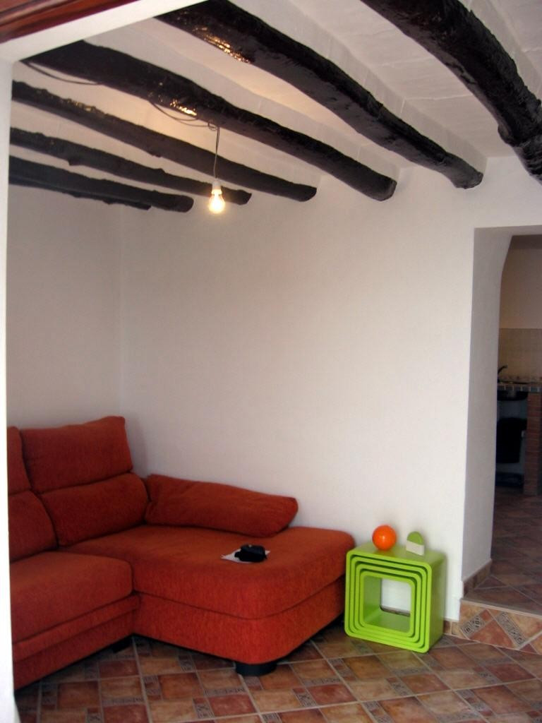 Beautifully Restored Village Cottage With Large Patio In Riofrio Near Loja In Granada Province.... M, Spain