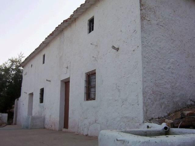 A Country House Requiring Restoration In A Quiet Location Just Outside Iznajar. Stunning Views.... M, Spain