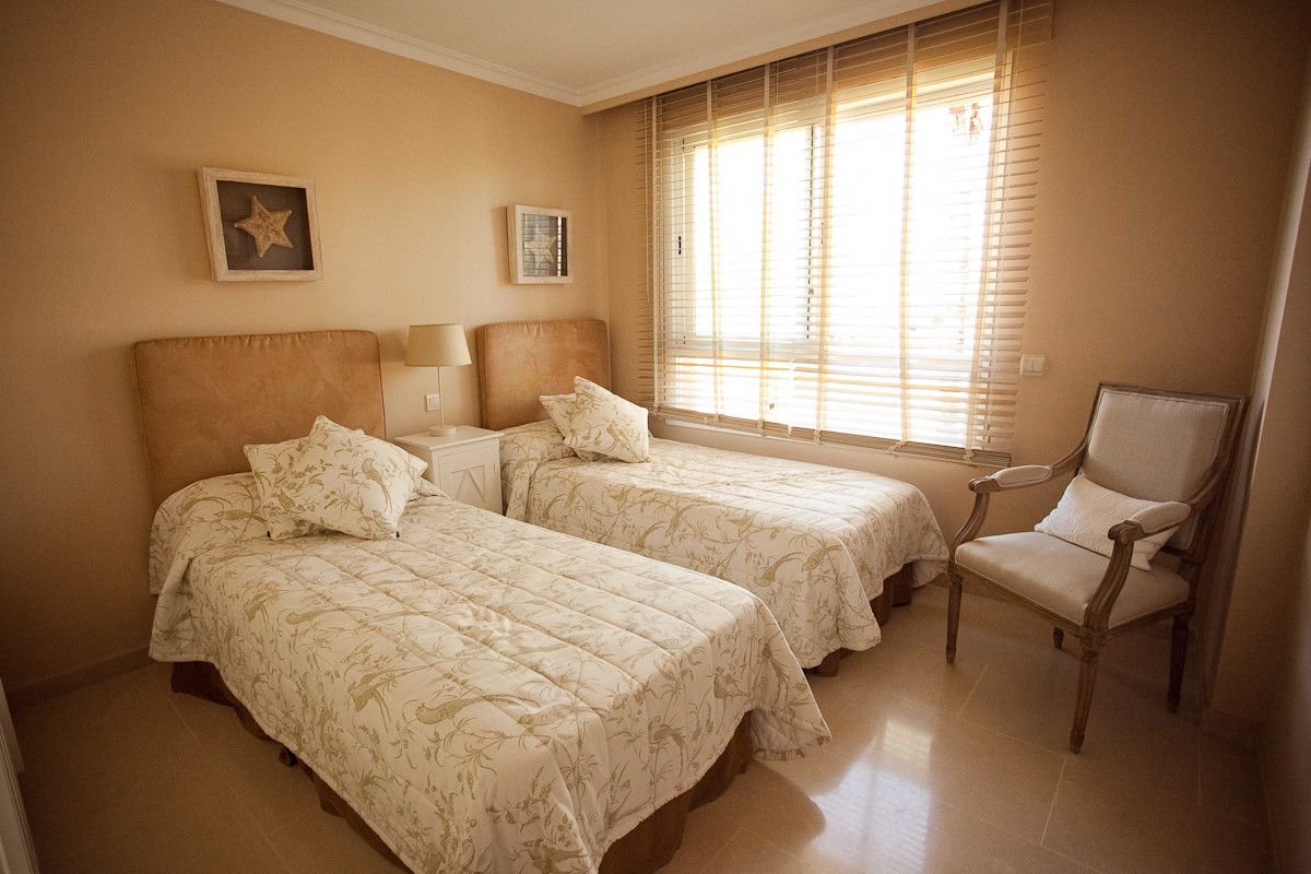 4 Bedroom Middle Floor Apartment For Sale Puerto Banús