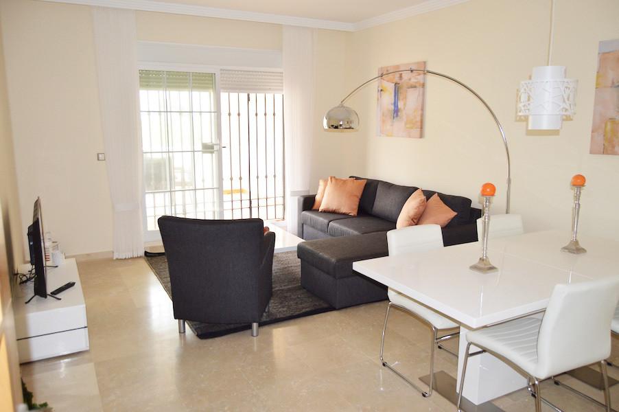 Ground Floor Apartment · La Duquesa