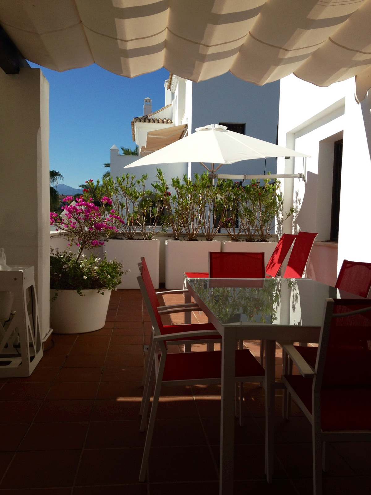 Apartment located in San Pedro Beach very quiet area marble floors air conditioning capacity for 7 p, Spain