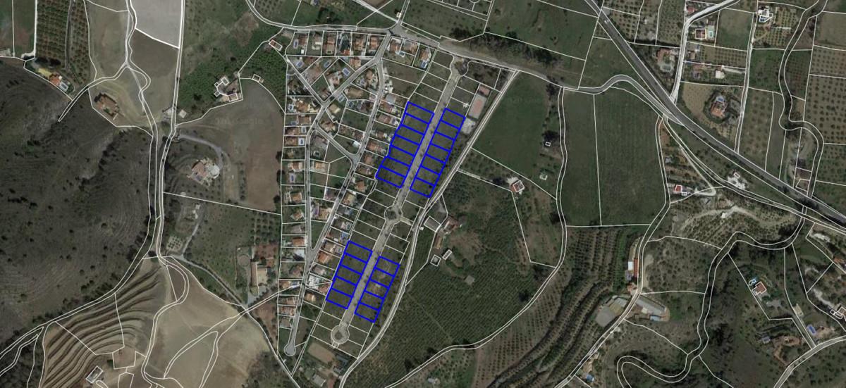 Ref:R3157462 Plot - Residential Plot For Sale in Coín