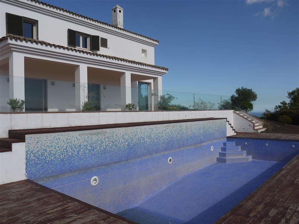 Stunning and Impressive villa situated in the luxurious La Reserva estate of Sotogrande.  Situated o, Spain